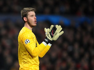 De Gea: I have one of football's