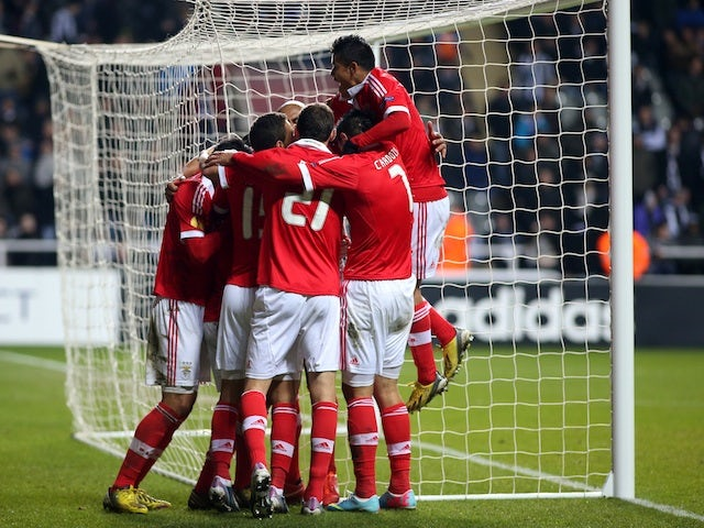 Preview: Benfica vs. Chelsea