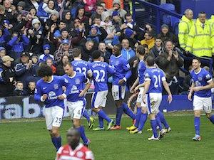 Match Analysis: Everton 2-0 Queens Park Rangers