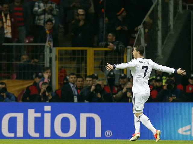 Result: Madrid survive late scare
