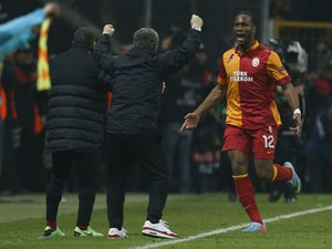 Drogba pleased with personal performance