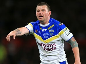 Briers nearing Warrington return