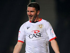 Lowe cancels MK Dons contract
