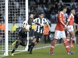 Match Analysis: Newcastle 1-1 Benfica
