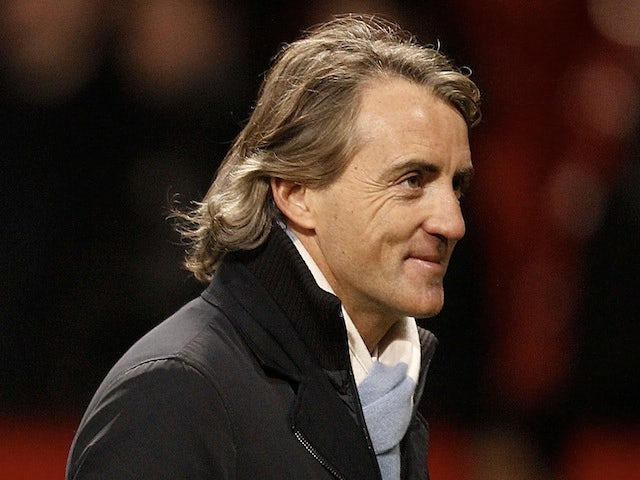 Mancini enjoying time off