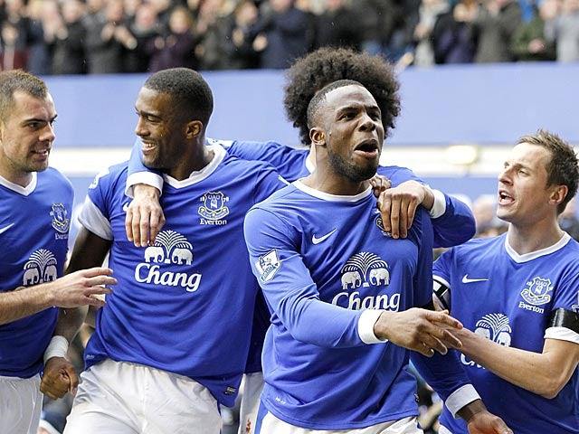 Result: Everton enhance top-four chances