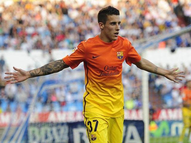 Tello rejects chance to depart Barcelona