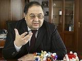 Arsenal stakeholder Alisher Usmanov photographed in December 2004