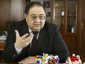 Usmanov tops Sunday Times Rich List