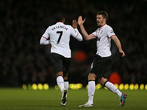 Valencia wants to end career at United