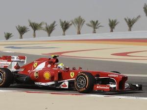 Result: Ferrari dominate first practice in Bahrain