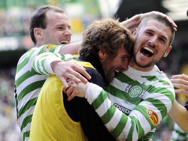 Result: Celtic crowned SPL champions