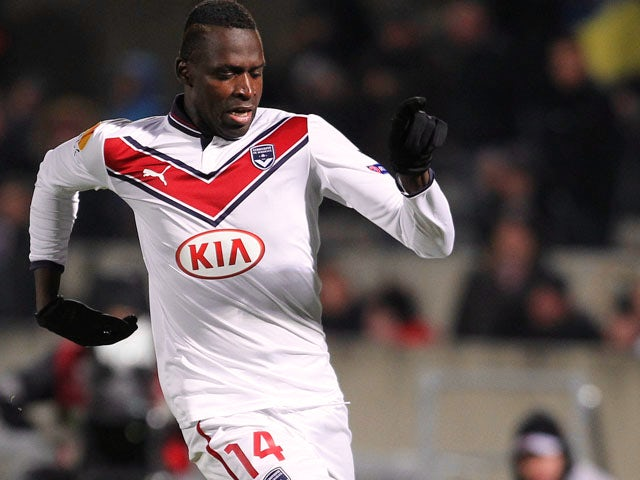 Result: Diabate brace seals Coupe win for Bordeaux