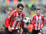 Sunderland's Danny Graham in action on April 14, 2013