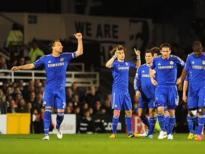 Live Commentary: Fulham 0-3 Chelsea - as it happened