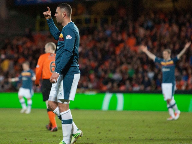 Result: Motherwell too strong for United