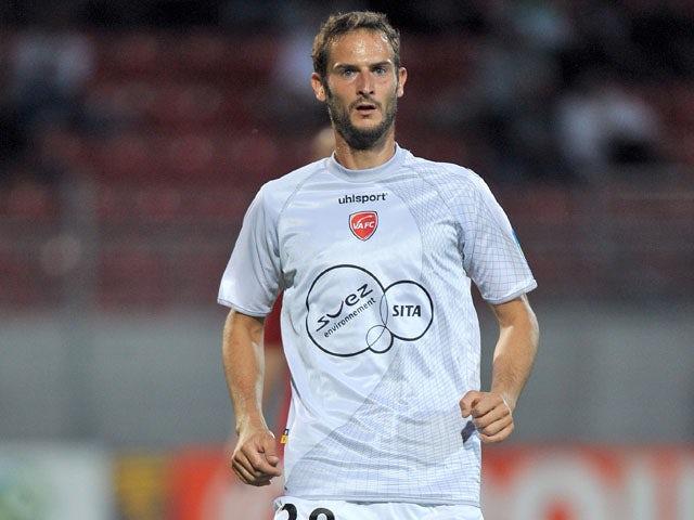 Result: Valenciennes down nine-man Rennes