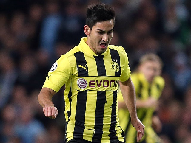 Agent: Gundogan should remain at Dortmund