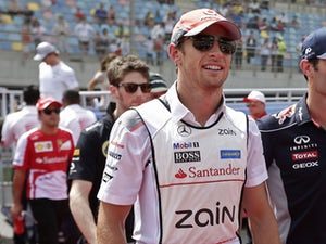 Button: 'Caterham destroyed my race'