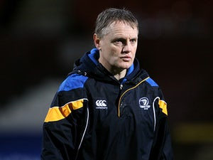 Leinster coach confident of Ireland job