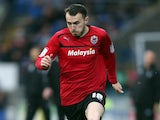 Cardiff City's Jordon Mutch during the Championship match against Nottingham Forest on April 15, 2013