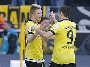 Dortmund too strong for Dusseldorf