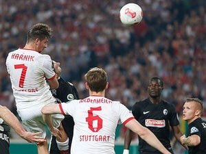 Live Commentary: Stuttgart 2-1 Freiburg - as it happened