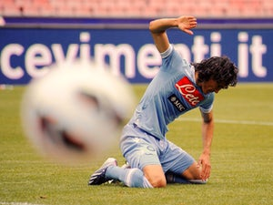 Napoli: 'Cavani clause not met'