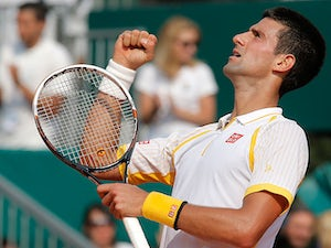 Result: Djokovic into round three