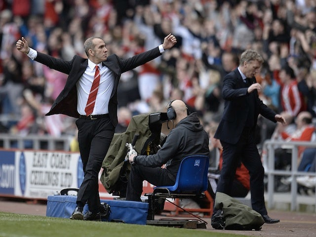 Di Canio was ready to quit Sunderland