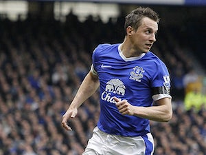 Jagielka wants captain responsibility