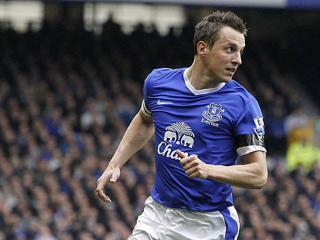 Jagielka: 'Training is drastically different'