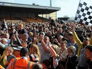 Griffith returns to Port Vale
