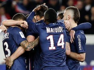 Result: PSG cruise past Nice