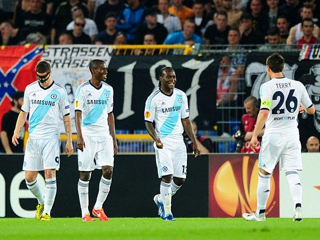 Result: Chelsea earn late win against Basel