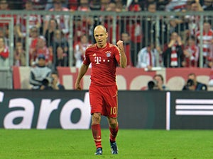 Robben: 'Bayern not in CL final yet'