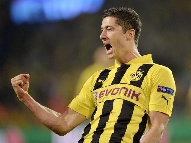 Result: Rampant Dortmund stun Madrid