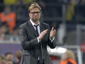 Klopp hails 'brilliant' Dortmund