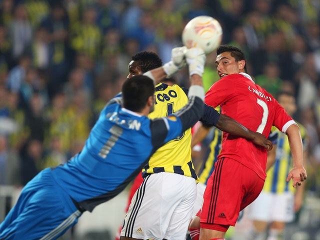 Result: Fenerbahce gain advantage over Benfica