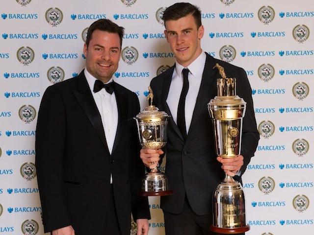 Bale, RVP up for UEFA award
