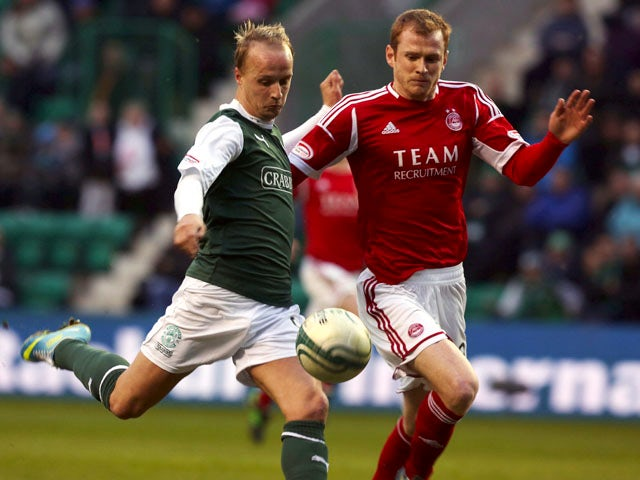 Result: Goalless between Hibs, Aberdeen