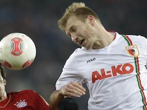 Team News: Klavan starts for Augsburg