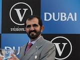 Sheikh Mohammed Al Maktoum head of Godolphin on October 13, 2012