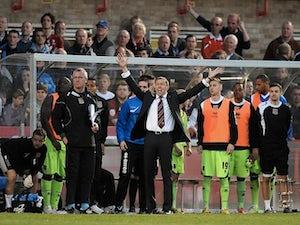 Northampton through to League Two playoff final