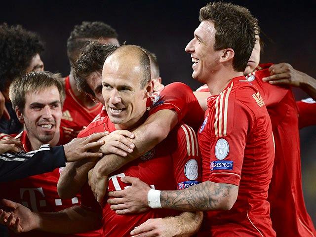 Result: Bayern hammer Barca to reach final