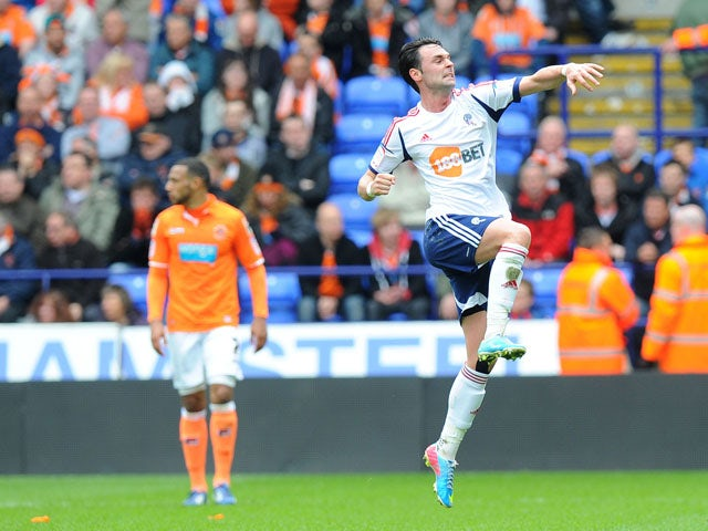 Result: Bolton miss out on playoffs after Blackpool draw