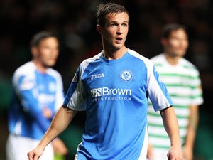 St Johnstone's Millar signs two-year extension