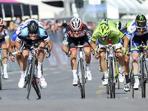 Result: Cavendish wins stage five of TdF