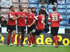Half-Time Report: O'Grady gives Barnsley advantage