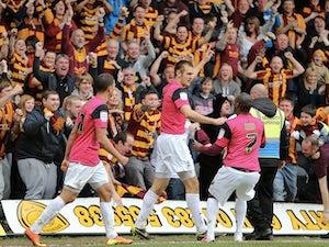 Bradford reach League Two playoff final